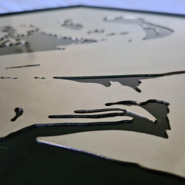 Shteinman metal detail elevation