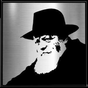 The Lubavitcher Rebbe side Portrait